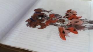 Download Mis dibujos de Fnaf y Fnaf sister location (parte 6)😝😝😝😝😝😝holiwuis Video