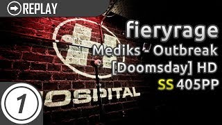 osu! Vaxei Mediks - Outbreak [Doomsday] +HR 413pp Free Download