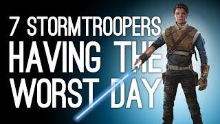 Download Star Wars Jedi Fallen Order: 7 Stormtroopers Having the Worst Day Video