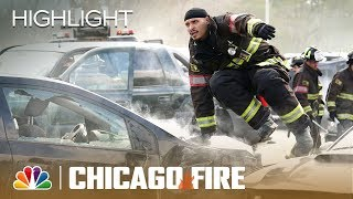 Download Highway Pileup - Chicago Fire (Episode Highlight) Video