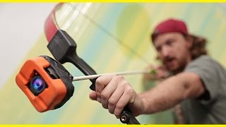 Download GoPro on an Arrow! Video