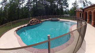 Download Family's fight with HOA over pool fence Video