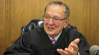 Download Judge Goes Viral With Compassionate Verdicts Video