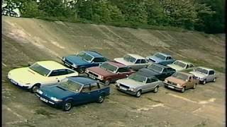 Download Executive Class Cars | Vintage Car Reviews | Retro Cars | Drive In | 1977 Video