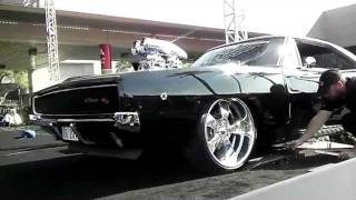Download 1968 Dodge Charger at the SEMA Show 2011 Video
