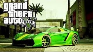 Download GTA 5 Rare Cars Spawn Location Free Zentorno, Turismo R and Super cars Adder PC, PS4, Xbox One Video