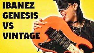 Download Ibanez RG550 1987 vs 2018 Genesis. Blind test with Jen Majura at #TGU18 Video