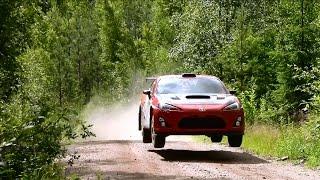 Download TOMMI MÄKINEN - Toyota GT86 4x4 - Rally Finland Test Video