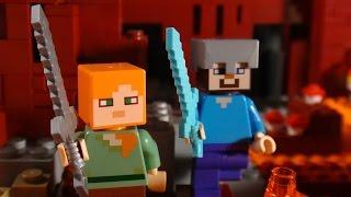 Download LEGO MINECRAFT - SUPER MEGA COMPILATION Video