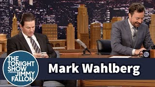 Download Mark Wahlberg Has an Adorable Impression of His Teenage Daughter Video