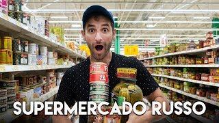 Download COMPRAS NO SUPERMERCADO DA RÚSSIA   VIAGEM Travel and Share Video