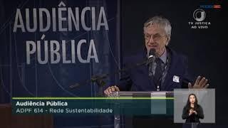 Download Caetano Veloso discursa em audiência do STF sobre o Conselho Superior do Cinema Video