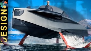 Download 9 AWESOME WATERCRAFT AND HYDROFOIL BOATS Video