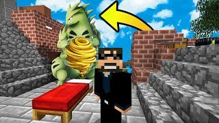 Download CAN I BE A BETTER TYRANITAR THAN MY WIFE?! (NEW Minecraft Pokemon BedWars) Video