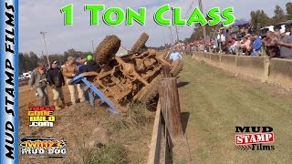 Download 1 TON CLASS- TWITTYS MUD BOG Video