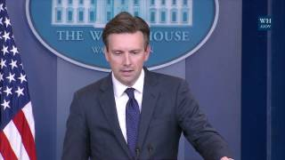 Download 11/28/16: White House Press Briefing Video
