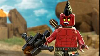 Download Power UP! Boomerang Power – LEGO NEXO KNIGHTS – Episode 5 Video