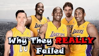 Download The Full Story Of The WORST Superteam In NBA History! Video