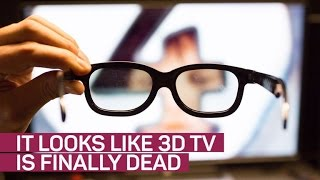 Download 3D TV might finally be dead Video