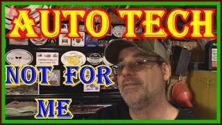 Download BEING AN AUTOMOTIVE TECHNICIAN - LET'S TALK Video