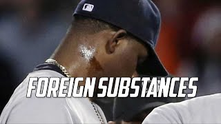 Download MLB | Foreign Substances Video