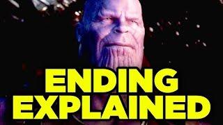 Download INFINITY WAR ENDING EXPLAINED! Thanos' Plot Breakdown Video