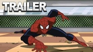 Download Ultimate Spider-Man (TV Series) - First Trailer Video