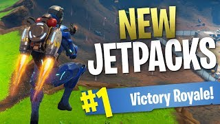 Download Jetpacks are ACTUALLY in Fortnite! (Fortnite Jetpack Gameplay) Video