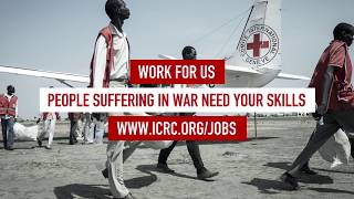 Download People suffering in war need your skills - work for the ICRC Video
