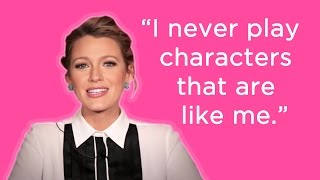 Download Blake Lively Answers Fan Questions Video