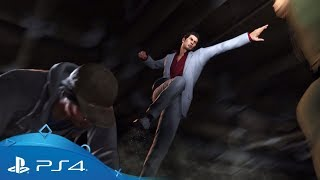 Download Yakuza 6: The Song of Life | Gameplay Trailer | PS4 Video