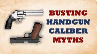 Download The Best Handgun Caliber - A Real World Study Video