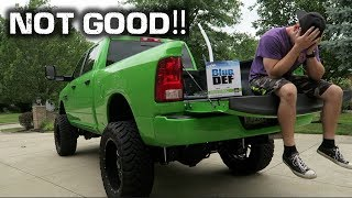 Download WHAT Happens When You RUN OUT of DEF?? *Diesel Exhaust Fluid* Video