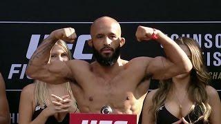 Download Fight Night Kansas City: Johnson vs Reis Weigh-in Video
