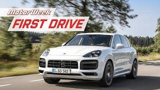 Download 2020 Porsche Cayenne Turbo S E-Hybrid   MotorWeek U.S. First Drive Video