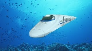 Download China's Underwater High-Speed Train to America | China Uncensored Video