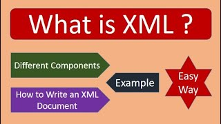 Download XML Basics - for Beginners Video