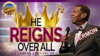 Download Pastor E.A Adeboye Sermon @ RCCG London FESTIVAL OF LIFE 2018 Video
