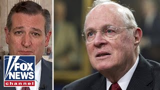 Download Cruz wants a strict constitutionalist to replace Kennedy Video