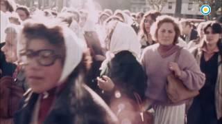 Download Eugenio camina junto a las Madres de Plaza de Mayo - Capítulo 33 - Cuéntame cómo pasó Video