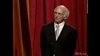 Download Larry David Hilarious Laurel Award Acceptance Speech Video