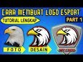 Download cara membuat logo ESPORT di android #TUTORIAL INFINITE DESIGN #PIXELLAB PART 1 Video
