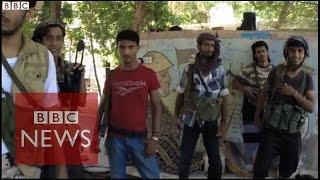 Download Yemen: Aden's ″DIY″ defence force - BBC News Video