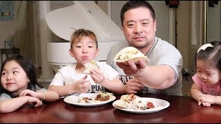 Download Best Home Made Tacos Mukbang Video