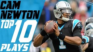 Download Cam Newton's Top 10 Plays of the 2016 Season | Carolina Panthers | NFL Highlights Video