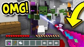Download RAY GUN IN MINECRAFT! (Hypixel Zombies) Video