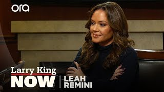 Download Leah Remini on her revealing new Scientology series + Tom Cruise's Involvement Video