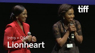 Download LIONHEART Cast and Crew Q&A | TIFF 2018 Video