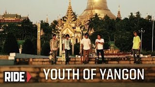 Download Youth of Yangon - PUSH Video