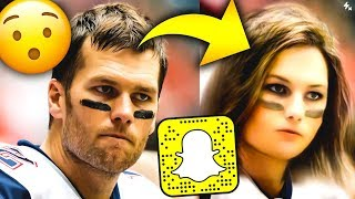 Download Snapchat's Gender Swap Filter on Today's Best Athletes is HILARIOUS! Video
